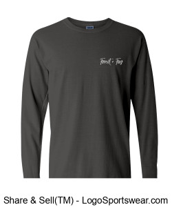 Classic Long Sleeve Tee Design Zoom